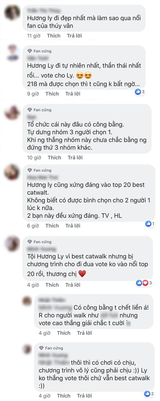 Thúy Vân tranh tài với Hương Ly xem ai đi catwalk đẹp hơn, fan vote liệu có công bằng? - Ảnh 5.