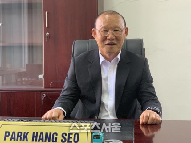 HLV Park Hang-seo muốn kết thúc sự nghiệp ở Việt Nam: Khi khát khao lớn hơn nỗi sợ thất bại - Ảnh 1.