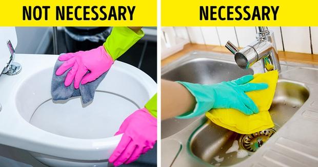 Những lý do chứng minh đôi khi lười dọn dẹp nhà cửa một chút lại có lợi cho sức khỏe biết nhường nào - Ảnh 2.