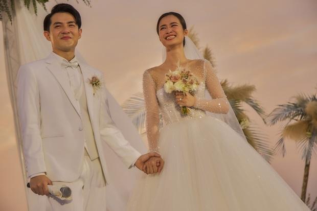 Đông Nhi ra mà xem trọn vẹn khoảnh khắc căng đét trong đám cưới của Mai Hồng Ngọc và Ông Cao Thắng này! - Ảnh 12.
