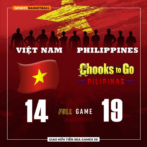 Giải bóng rổ giao hữu 3x3 tiền SEA Games 30: Thất bại trước đại diện Philippines, đội tuyển Việt Nam đành dừng bước trước ngưỡng cửa chung kết - Ảnh 5.