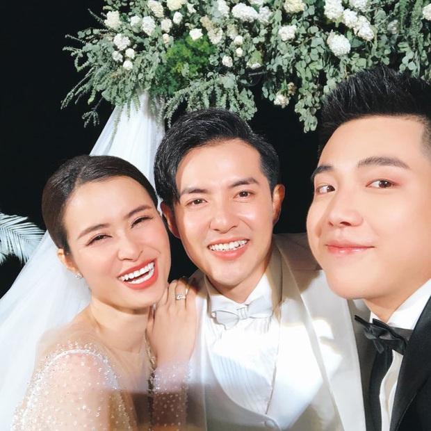 Fan đòi Toki Thành Thỏ trở lại Uni5 khi ngắm nhìn đội hình đầy đủ thành viên trong đám cưới Đông Nhi - Ông Cao Thắng - Ảnh 7.