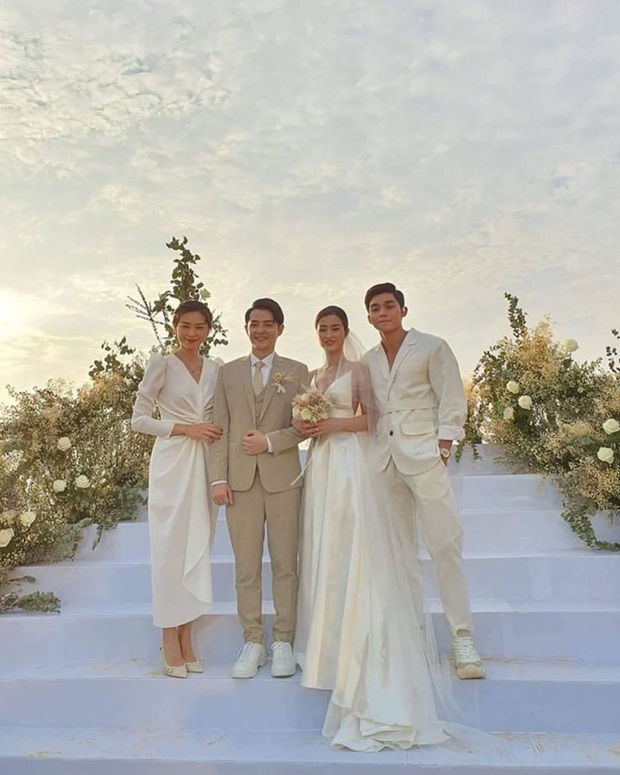 Dàn khách mời nữ trong đám cưới Đông Nhi cũng lên đồ xuất sắc quá trời: Đẹp mỹ mãn mà chẳng hề lấn át cô dâu - Ảnh 9.