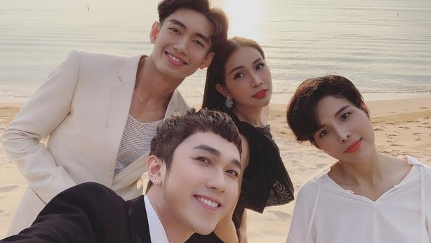 Cập nhật: 200 sao Việt xúng xính váy áo dự đám cưới đẹp như mơ của Đông Nhi - Ông Cao Thắng - Ảnh 10.