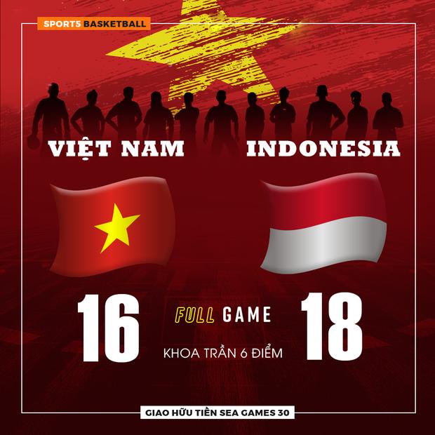 Giải bóng rổ giao hữu 3x3 tiền SEA Games 30: Thất bại trước đại diện Philippines, đội tuyển Việt Nam đành dừng bước trước ngưỡng cửa chung kết - Ảnh 4.