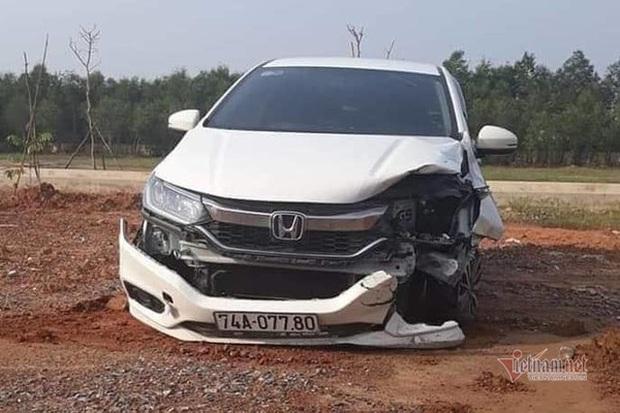 Phó giám đốc BV ở Quảng Trị hoảng loạn sau khi tông 2 chị em ruột nguy kịch - Ảnh 1.