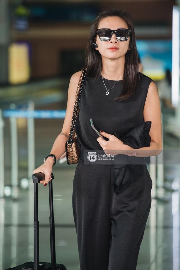 """Style sân bay là phải chuẩn chỉnh như của dàn sao Việt dự đám cưới Đông Nhi: Đơn giản nhưng """"xịn sò"""", thoải mái mà chất - Ảnh 6."""
