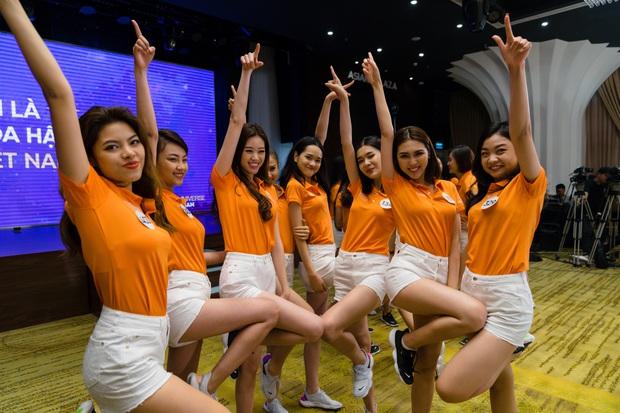 Hoa hậu Hoàn vũ VN: Tự ví mình như leader nhưng khi giám khảo hỏi đến thì Mỹ Khôi lại im thin thít - Ảnh 5.