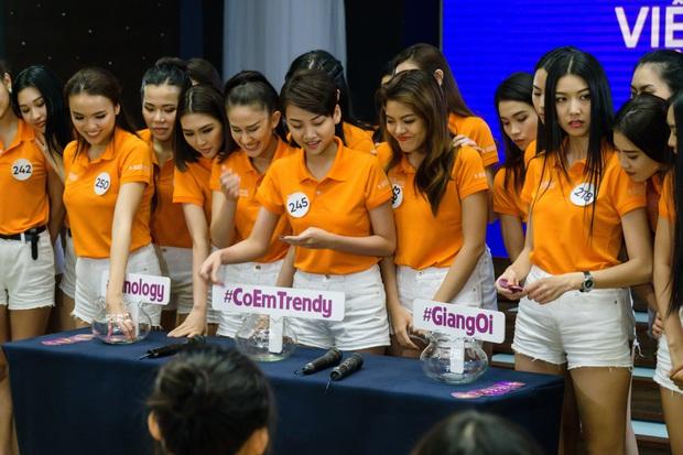 Hoa hậu Hoàn vũ VN: Tự ví mình như leader nhưng khi giám khảo hỏi đến thì Mỹ Khôi lại im thin thít - Ảnh 7.