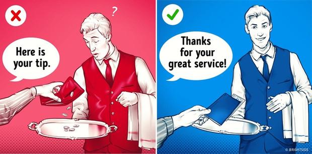 """Đi ăn cưới hay dùng tiệc nhà hàng chắc ai cũng từng mắc những sai lầm này, lưu ý ngay để bớt """"kém sang"""" trong mắt người khác nhé! - Ảnh 13."""