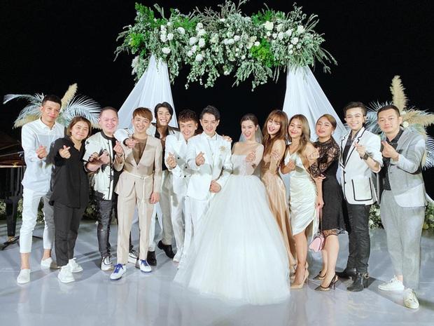 """Đến trễ đám cưới bị cô dâu chú rể """"phạt"""", Quang Vinh uất hận kêu giữa đêm: """"Chúng nó quăng tao xuống nước"""" - Ảnh 2."""