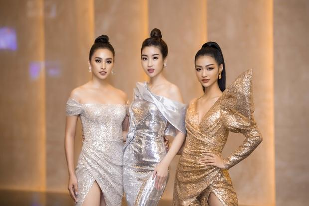 Khoảnh khắc gây bão: Khi dàn Hoa hậu Vbiz và cầu thủ đình đám đứng chung khung hình, sắc vóc quá đỉnh - Ảnh 8.