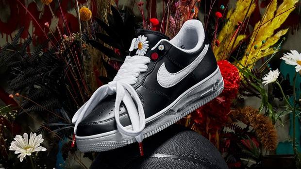 Siêu phẩm Air Force 1 của G-Dragon x Nike: có tới 3 phiên bản, bản giới hạn tại Hàn đã bay màu chỉ trong 1 ngày - Ảnh 5.