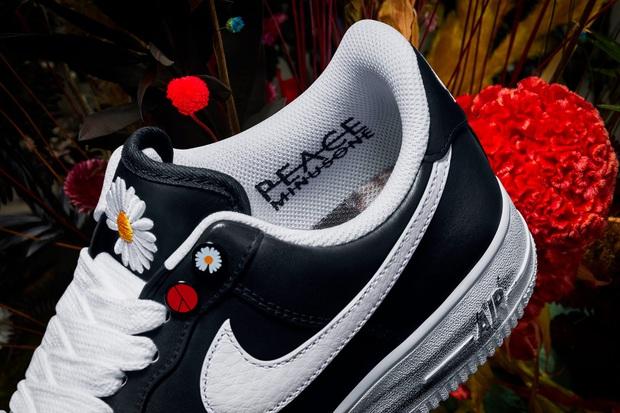Siêu phẩm Air Force 1 của G-Dragon x Nike: có tới 3 phiên bản, bản giới hạn tại Hàn đã bay màu chỉ trong 1 ngày - Ảnh 6.