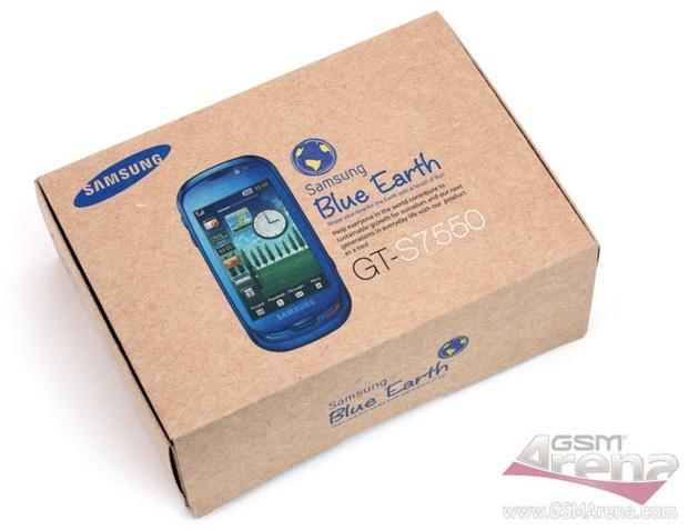 Nhìn lại Samsung Blue Earth: Chiếc điện thoại sinh ra trong thầm lặng vì môi trường xanh - sạch - đẹp - Ảnh 2.