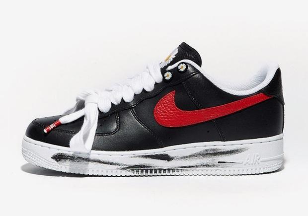 Siêu phẩm Air Force 1 của G-Dragon x Nike: có tới 3 phiên bản, bản giới hạn tại Hàn đã bay màu chỉ trong 1 ngày - Ảnh 2.