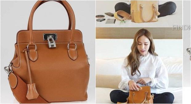 Jessica không phải dạng vừa đâu, sở hữu cả BST túi Hermès, thậm chí còn mua nhiều màu cùng một mẫu - Ảnh 2.