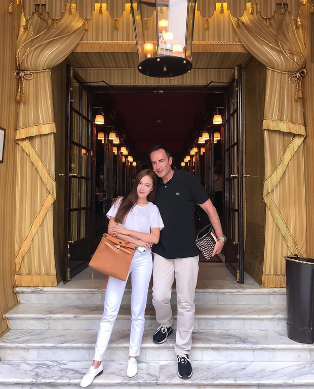 Jessica không phải dạng vừa đâu, sở hữu cả BST túi Hermès, thậm chí còn mua nhiều màu cùng một mẫu - Ảnh 6.
