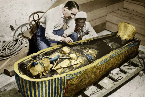 Bí ẩn cái chết của Pharaoh huyền thoại Tutankhamun cuối cùng đã có lời giải sau 3000 năm - Ảnh 1.