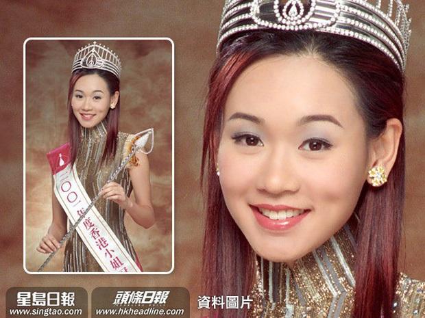 Hoa hậu Hong Kong tuột dốc vì bê bối chửa hoang, tuổi 41 nương tựa đại gia làm lại cuộc đời - Ảnh 1.