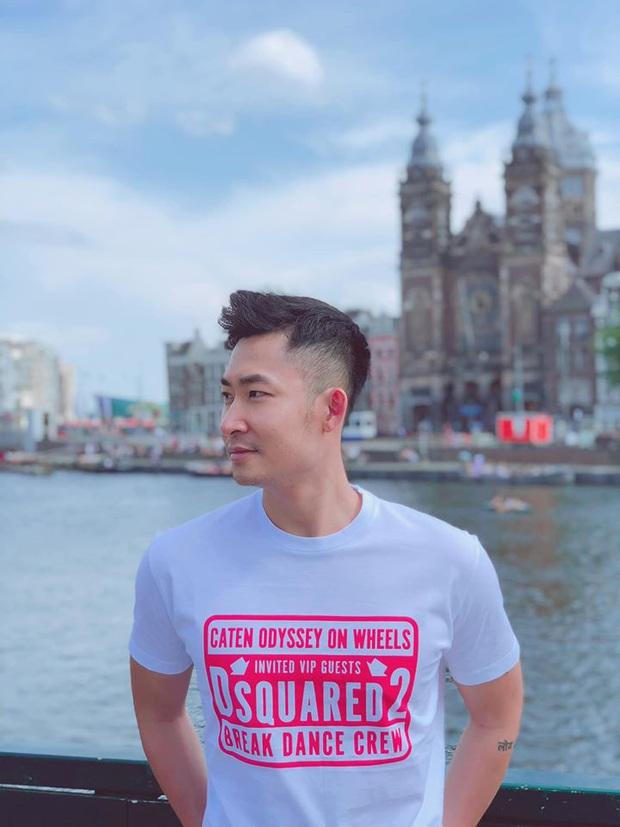 Trọng Nhân (Hoa Hồng Trên Ngực Trái): Nam chính ít tiếng tăm nay thành phi công trẻ đáng yêu nhất màn ảnh Việt - Ảnh 4.