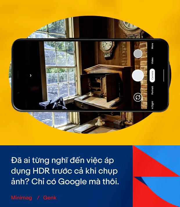 Ma thuật của camera trên Pixel 4: Cực kỳ hoang đường, cực kỳ thực tế - Ảnh 3.