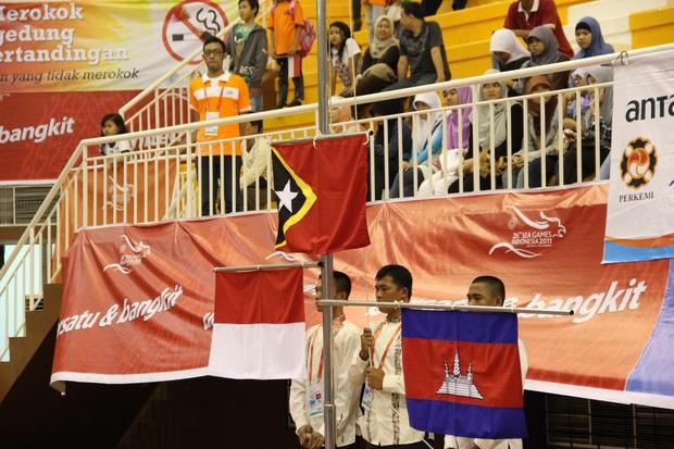 SEA Games 2019: Timor-leste, đất nước quật cường trưởng thành từ bom đạn  - Ảnh 3.