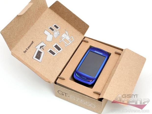 Nhìn lại Samsung Blue Earth: Chiếc điện thoại sinh ra trong thầm lặng vì môi trường xanh - sạch - đẹp - Ảnh 3.