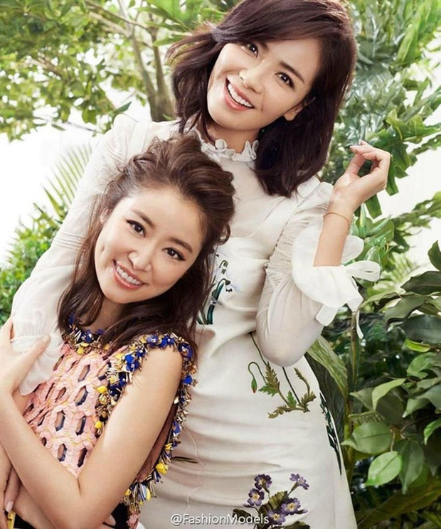 Màn đọ nhan sắc bất phân thắng bại giữa Lưu Đào và Lâm Tâm Như, cặp đôi tình bạn từ trong phim đến ngoài đời - Ảnh 4.