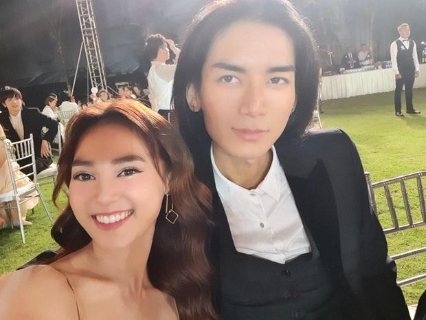 Quang Vinh, Ninh Dương Lan Ngọc là khách mời tới muộn nhất siêu đám cưới Đông Nhi, tiếc nuối vì bỏ lỡ cảnh hoàng hôn cực lãng mạn - Ảnh 1.