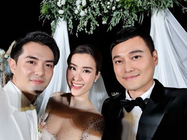 Quang Vinh, Ninh Dương Lan Ngọc là khách mời tới muộn nhất siêu đám cưới Đông Nhi, tiếc nuối vì bỏ lỡ cảnh hoàng hôn cực lãng mạn - Ảnh 3.