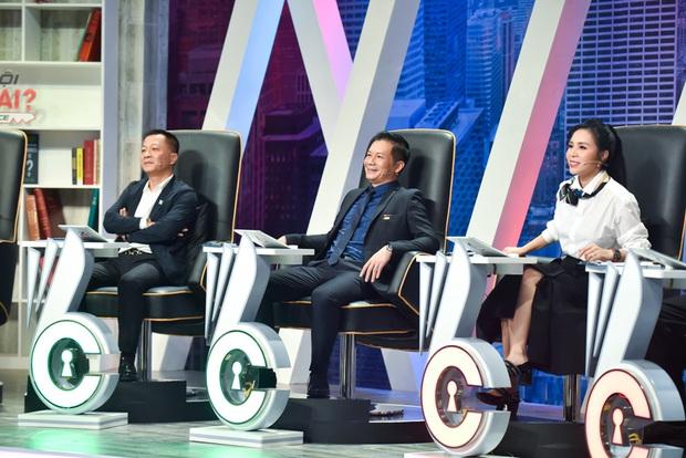 Vợ Á hậu kém 16 tuổi tình cảm tháp tùng Sếp Hưng đi quay show thực tế - Ảnh 1.