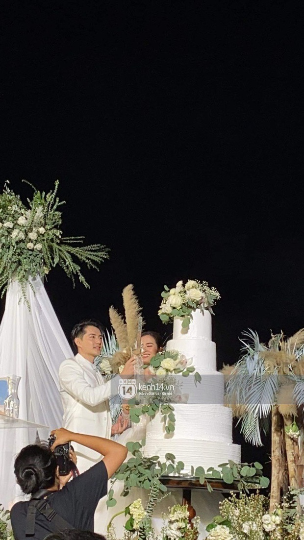 Soi thực đơn tiệc cưới của Đông Nhi - Ông Cao Thắng: toàn sơn hào hải vị đắt đỏ khó mua, xứng tầm đám cưới thế kỷ! - Ảnh 3.