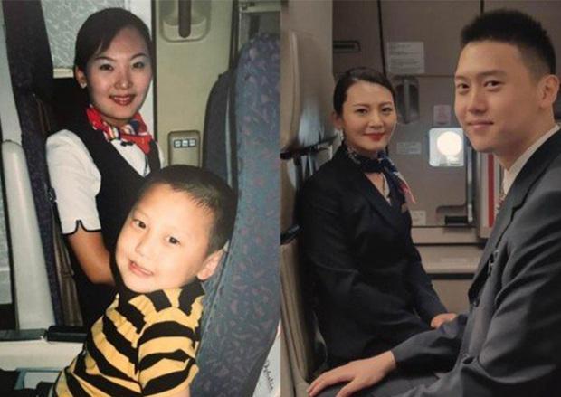 Trái đất tròn không gì là không thể: Cuộc tái ngộ kỳ lạ của cậu bé với nữ tiếp viên hàng không, sau 15 năm họ đã trở thành đồng nghiệp của nhau - Ảnh 1.