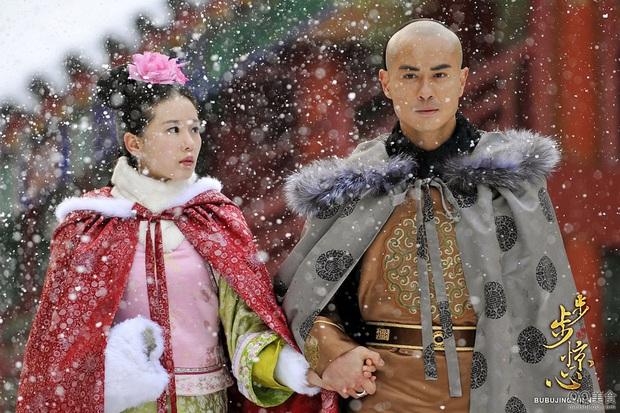 Loạt cảnh tuyết rơi đẹp nao lòng trên phim Trung, còn ai nhớ Bộ Bộ Kinh Tâm kinh điển một thời? - Ảnh 1.