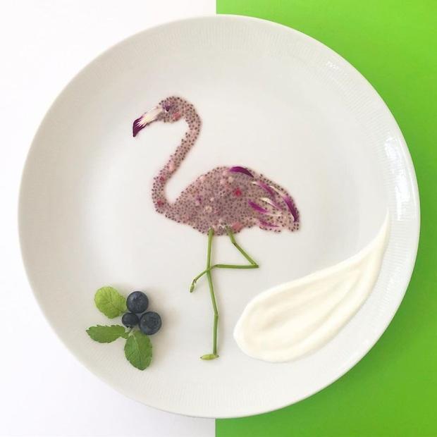 Chỉ với vài nguyên liệu đơn giản mà người ta tạo hình đồ ăn công phu thế này đây, xem ảnh chỉ biết ngỡ ngàng vì đẹp (phần 1) - Ảnh 14.