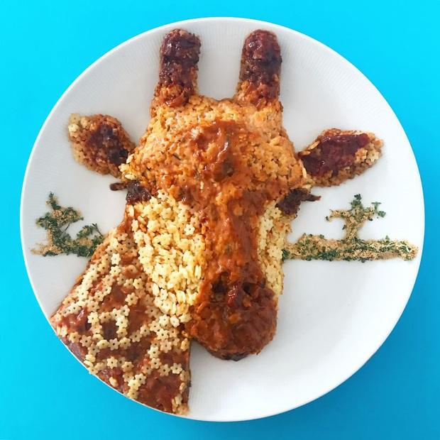 Chỉ với vài nguyên liệu đơn giản mà người ta tạo hình đồ ăn công phu thế này đây, xem ảnh chỉ biết ngỡ ngàng vì đẹp (phần 1) - Ảnh 3.