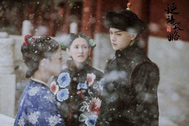 Loạt cảnh tuyết rơi đẹp nao lòng trên phim Trung, còn ai nhớ Bộ Bộ Kinh Tâm kinh điển một thời? - Ảnh 4.