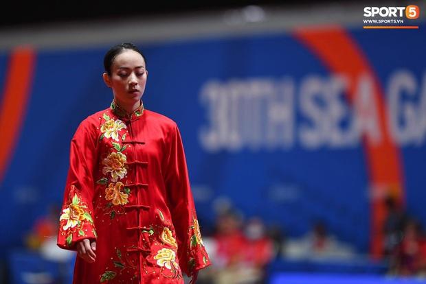 SEA Games 30: VĐV Việt Nam giành huy chương đầu tiên thất vọng với cách chấm điểm của trọng tài - Ảnh 2.