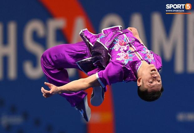 SEA Games 30: VĐV Việt Nam giành huy chương đầu tiên thất vọng với cách chấm điểm của trọng tài - Ảnh 3.