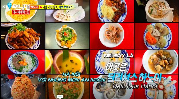 Dàn sao Running Man đã từng mê mẩn ẩm thực Việt Nam như này, liệu fanmeeting có thưởng thức thêm món nào không đây? - Ảnh 14.