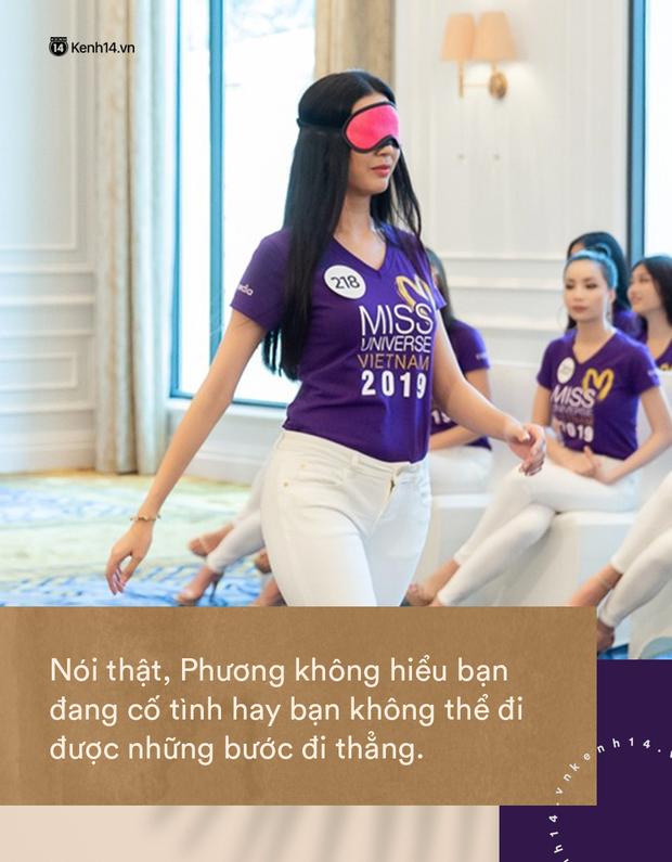 Lần nào xuất hiện cũng bị chặt chém, Vũ Thu Phương là khắc tinh của Thúy Vân tại Hoa hậu Hoàn vũ VN? - Ảnh 5.