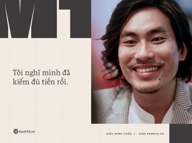 Kiều Minh Tuấn: Tôi được khuyên đừng kén vai quá, không làm bậy làm ẩu là được, 10 phim thì sẽ có 1 phim làm mình hãnh diện - Ảnh 15.