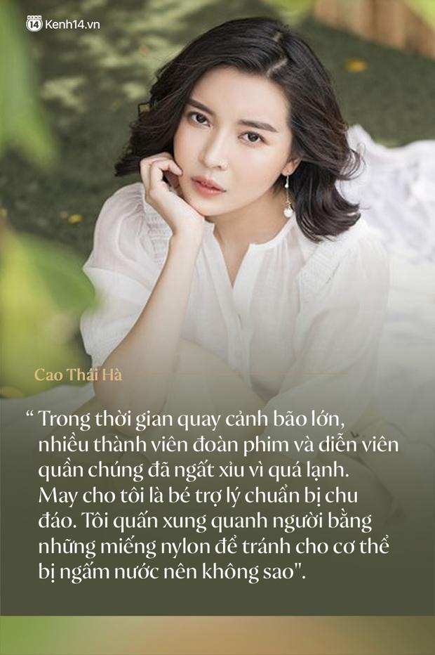 Diễn viên Việt nói về điều kiện làm phim: Không khi nào được về sớm, toàn về vào lúc sáng sớm thôi - Ảnh 4.