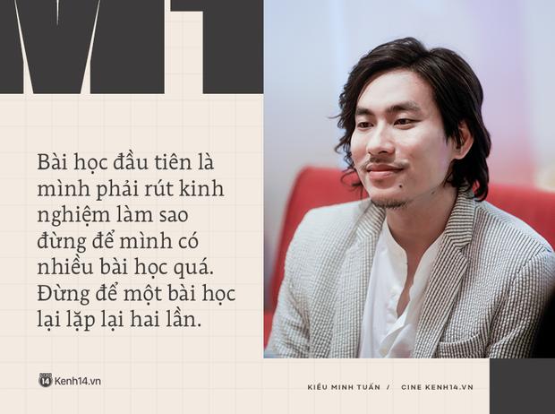Kiều Minh Tuấn: Tôi được khuyên đừng kén vai quá, không làm bậy làm ẩu là được, 10 phim thì sẽ có 1 phim làm mình hãnh diện - Ảnh 4.