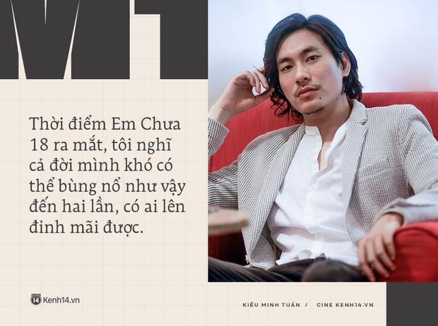 Kiều Minh Tuấn: Tôi được khuyên đừng kén vai quá, không làm bậy làm ẩu là được, 10 phim thì sẽ có 1 phim làm mình hãnh diện - Ảnh 11.