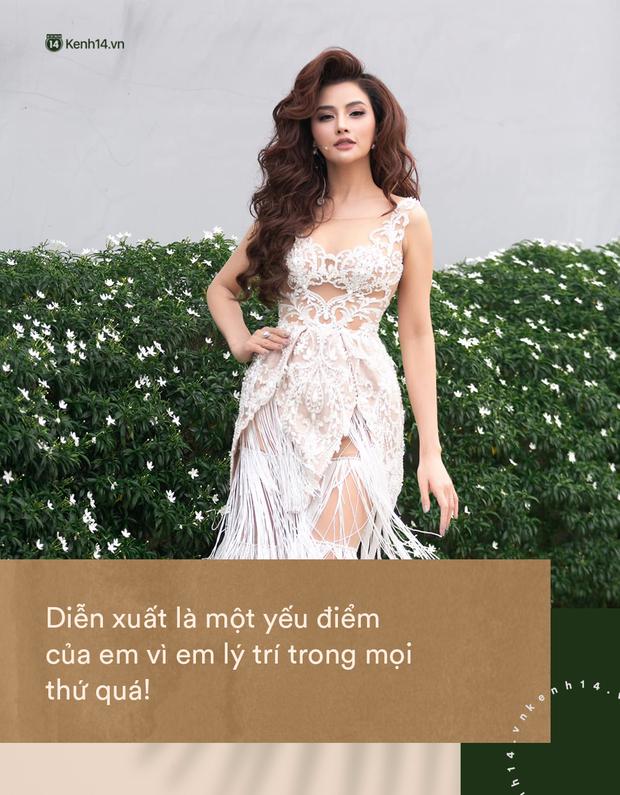 Lần nào xuất hiện cũng bị chặt chém, Vũ Thu Phương là khắc tinh của Thúy Vân tại Hoa hậu Hoàn vũ VN? - Ảnh 2.