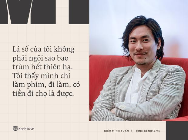Kiều Minh Tuấn: Tôi được khuyên đừng kén vai quá, không làm bậy làm ẩu là được, 10 phim thì sẽ có 1 phim làm mình hãnh diện - Ảnh 13.