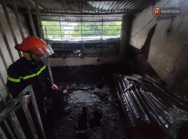 Hà Nội: Cháy nhà trong ngõ sâu, 3 bà cháu tử vong thương tâm - Ảnh 1.