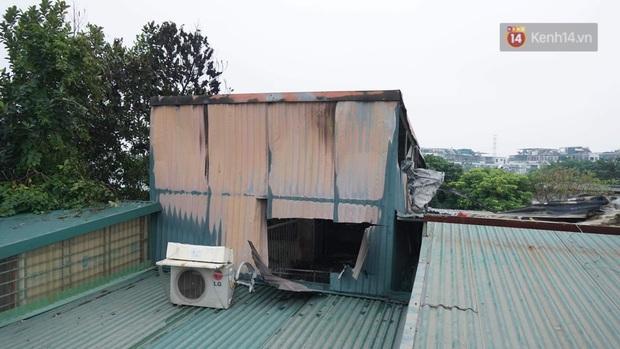 Vụ cháy nhà 3 bà cháu tử vong ở Hà Nội: Đêm qua sinh nhật bà - Ảnh 6.